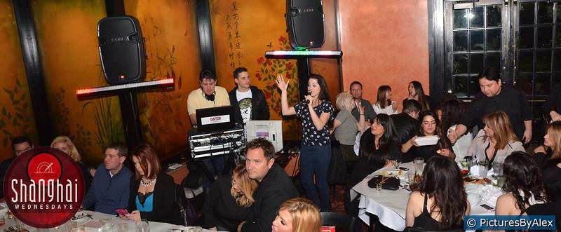 Even more Karaoke at MJL